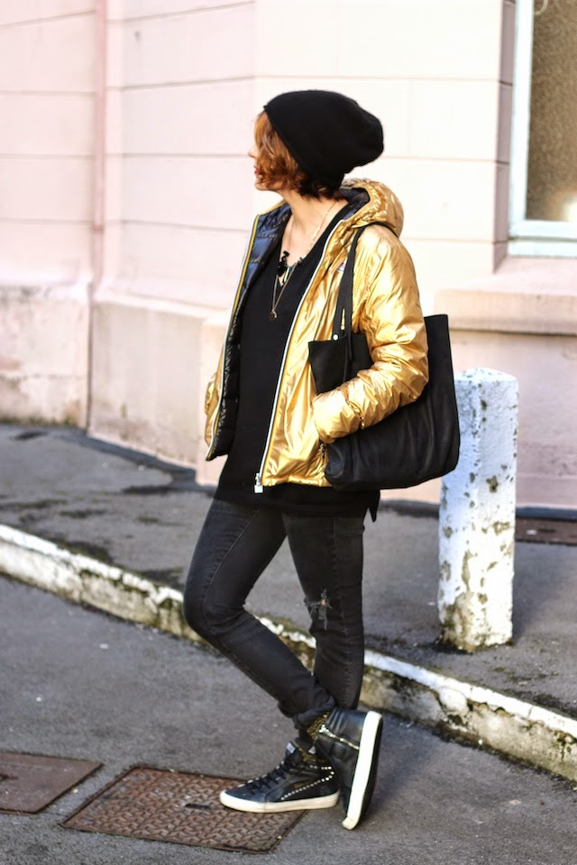 kway, k-way, golden goose, american apparel, cos, fashion blogger, blog mode lille, juste juliette